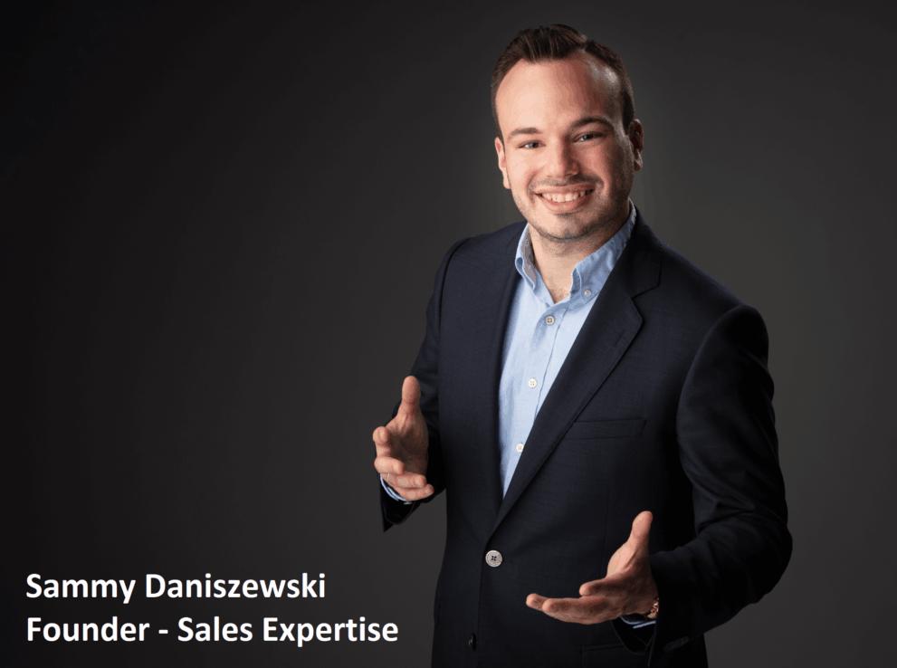 Logo Sales Expertise
